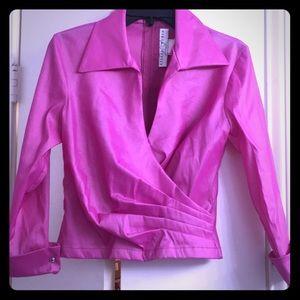 Fabulous hot pink designer top